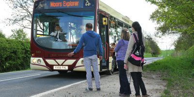 Popular Moors Explorer Bus Returns For Summer 2017