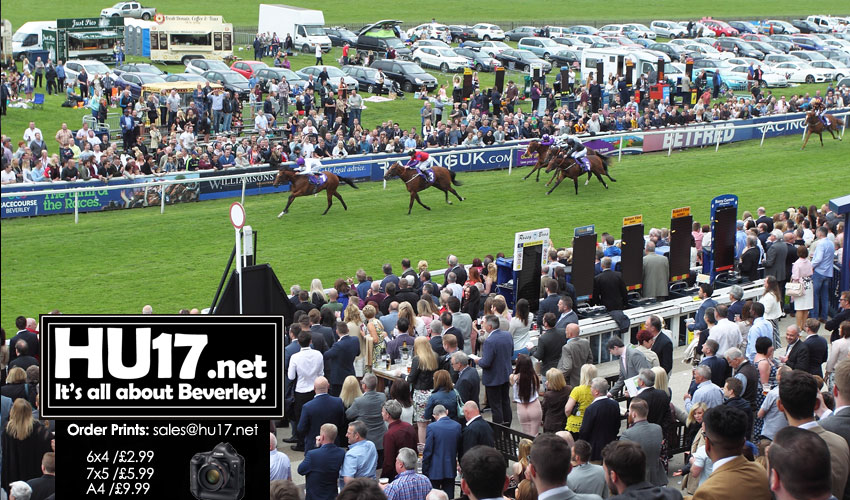 BEVERLEY RACES : Jazz In The Groove For Hambleton Racing