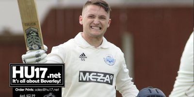 Stew Scott Says It Was Amazing To Score 160 For Beverley Town CC