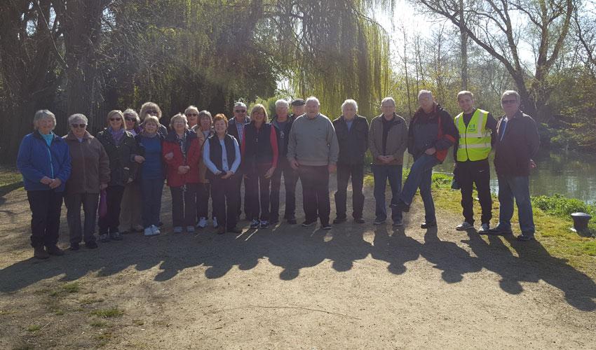New Coastal Health Walks Introduced In Bridlington