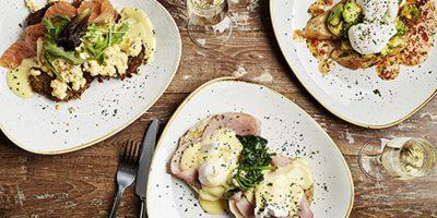 Bottomless Brunch - Potting Shed Looks To Bridge Breakfast-Lunch Gap