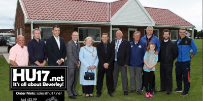Beverley Town CC Officially Open New Facilities At Norwood