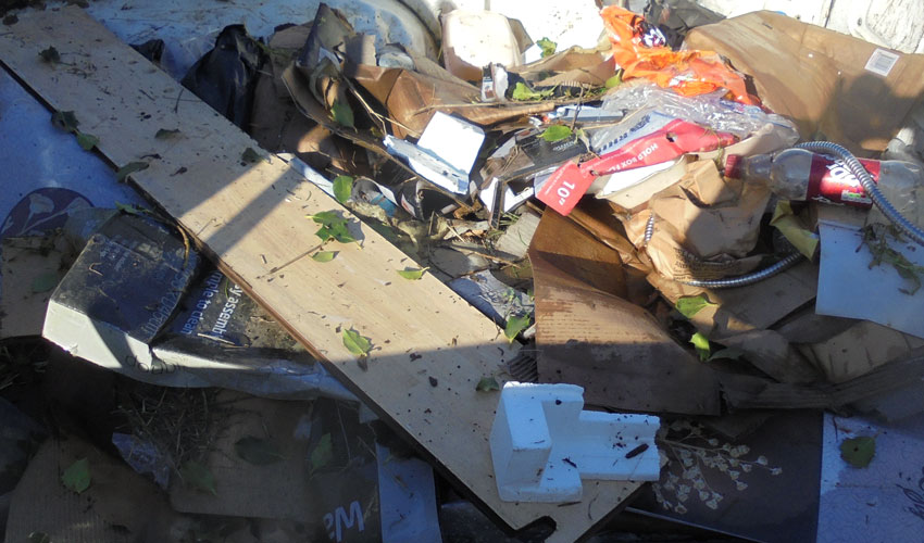 Most Prolific Fly-Tipper Ever In East Riding Is Jailed