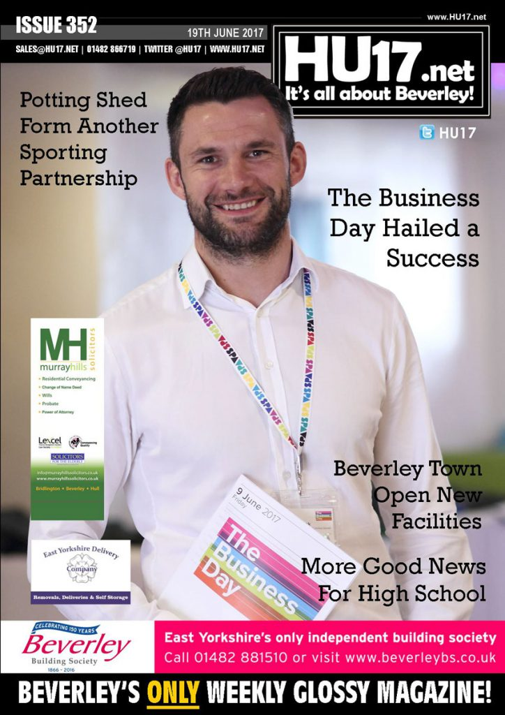 HU17.net Magazine Issue 352