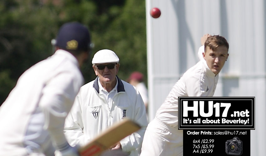 GALLERY : Beverley Town Cricket Club Vs Goole Town