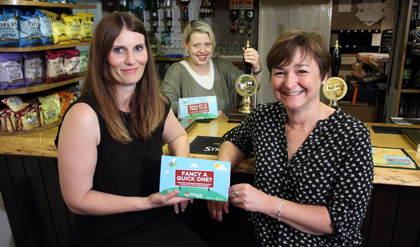 Village Pubs Around Beverley Are Invited To Connect To Free WiFi