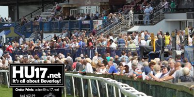 BEVERLEY RACES : Beverley Braced For Sands Storm