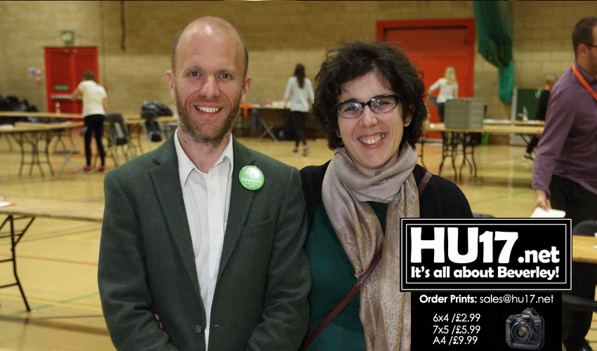 Greens Say 'First Past The Post Voting System Is Utterly Inadequate'