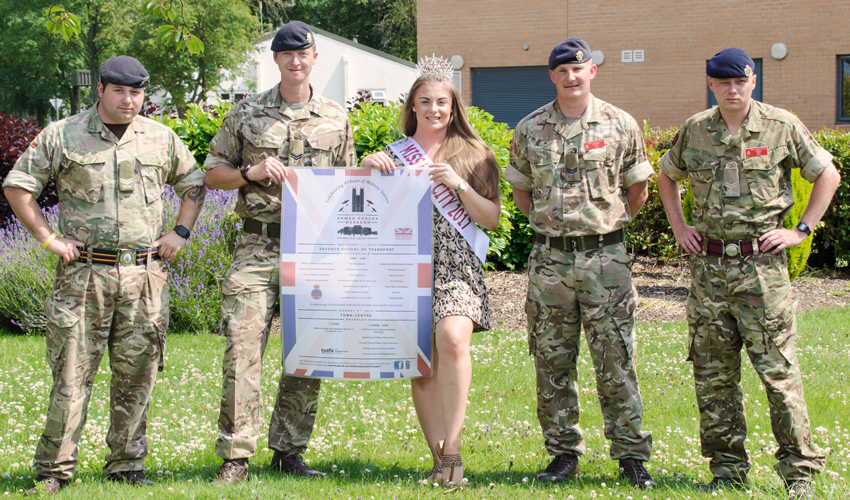 #THISGIRLCAN : Girl Power Supports Armed Forces Weekend