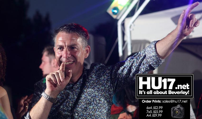 OUT & ABOUT : Simon Burns Celebrates His Big 50