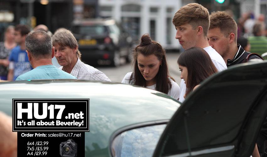 GALLERY : East Yorkshire Thoroughbred Car Club Midsummer Gathering