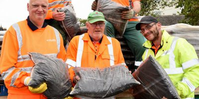 Compost Giveaways Enjoy One Of The Busiest Years Yet Across The East Riding