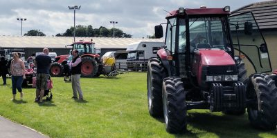 Hundreds Of Families Enjoy Open Farm Sunday At Agricultural College