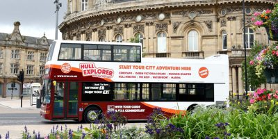 Hull To Get Brand New City Tour Bus