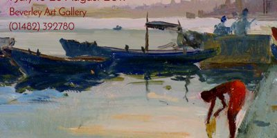 Red Earth And Blue Water - New Exhibition At Beverley Art Gallery