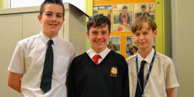Beverley Grammar School Trio Reach National Final