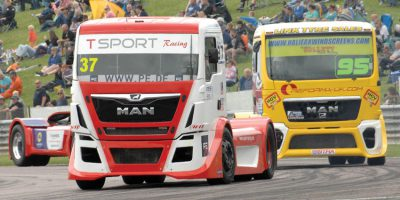 High-Speed Battles For T Sport Racing At UK´s Fastest Circuit