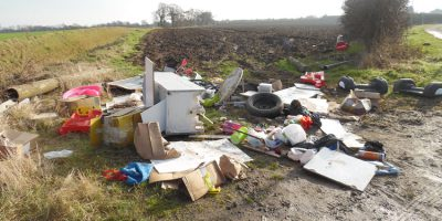 Hull Woman Fined £500 For Fly-Tipping In Holderness