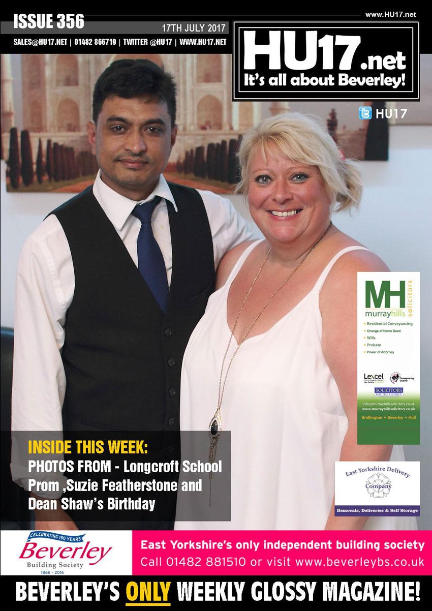 HU17.net Magazine Issue 356