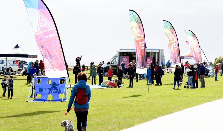 Active Coast Events For The Second Week Of The Summer Holidays