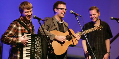 Award Winning Folk Band The Young'uns To Perform In Beverley
