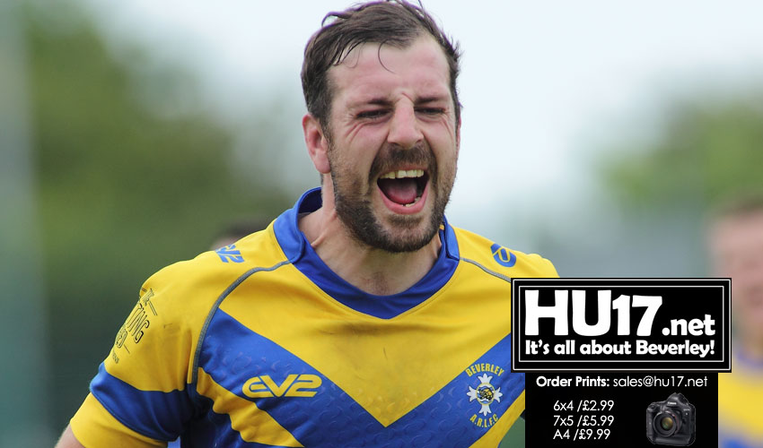 Blue & Golds Hopeful Of Causing Upset Against Siddal