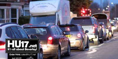 Drivers Thanked For Their Help To Ease Congestion Around Beverley
