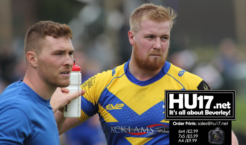 Blue & Golds Hit The Road To Take On League Leaders Siddal