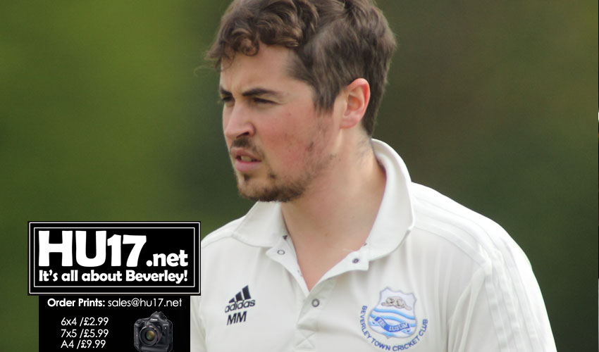 Matthew Mudd Takes Four Wickets As Beverley Win At Norwood
