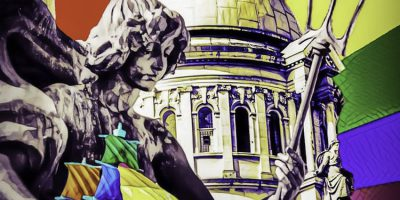 Pride In Hull And Embryonic Art Paint The Town In Rainbow Colours