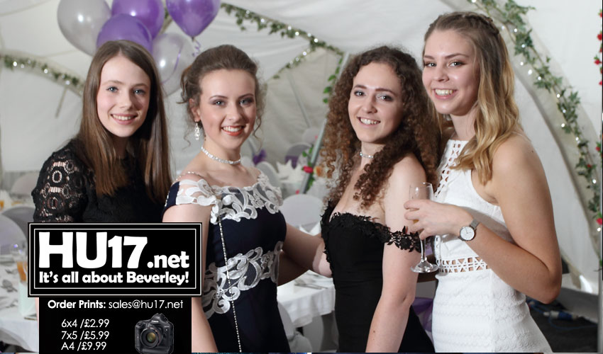 OUT& ABOUT : Beverley High & Grammar School J6 Prom