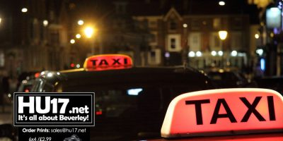 East Riding Taxis Install CCTV To Protect Passengers and Drivers