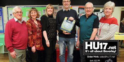 Tickton Defibrillator Campaign Install More Life Saving Devices