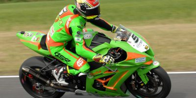James Westmoreland Completes R5 Of British Superbike Championship