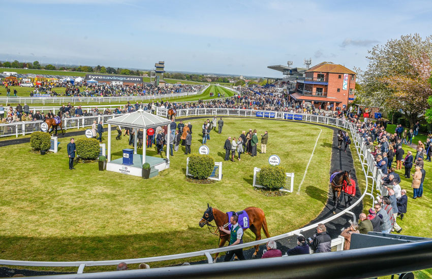 Beverley Racecourse Targets Another Bumper Crowd For Beverley Bullet Raceday