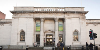 HULL 2017 : Ferens Art Gallery Gets Ready For Turner Prize