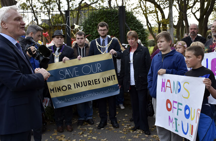 Fight To Save Holderness Community Beds And MIUs Continues Says MP