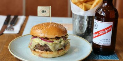 Gourmet Burger Kitchen Brings Out Spicy New Special For NBD