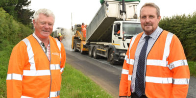 East Riding's £2.35m Road Dressing Programme Almost Complete