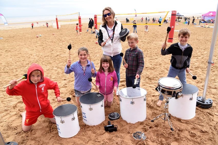 Active Coast - Events For The Fourth Week Of The Summer Holidays