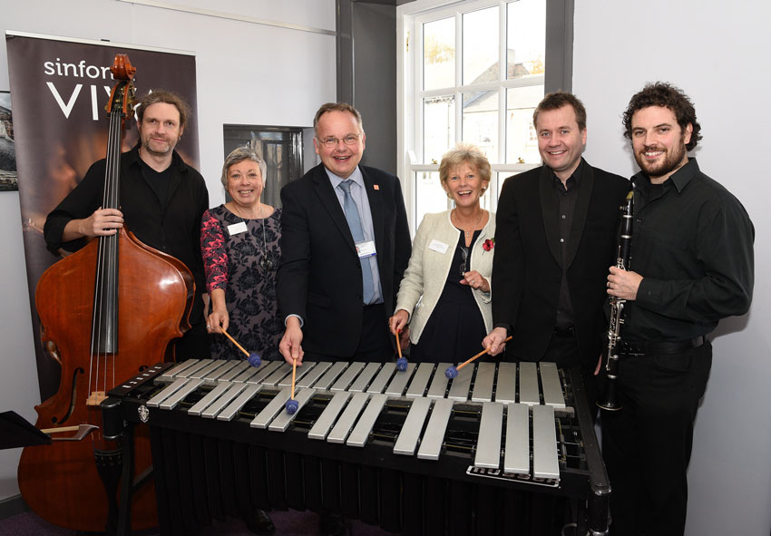 Classically Yours Brings Top Musicians To Beverley This Autumn
