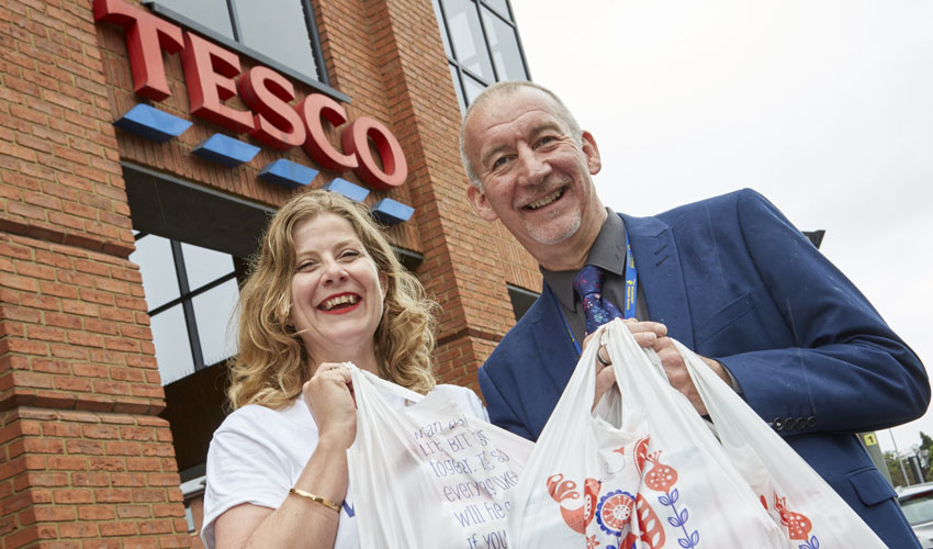 Beverley Groups Bag Thousands Thanks To Tesco Funding