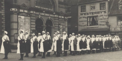 St John Beverley Nursing Division Ready For Duty - War Work 1941