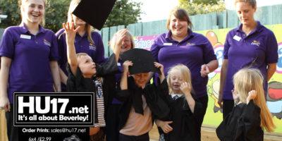 GALLERY : Educare Nursery Graduation Party