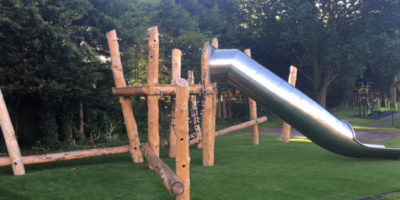 Commuted Sums Money Buys New Play Equipment In Holme On Spalding Moor