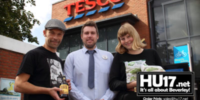 Yorkshire Day Celebrations Come To Tesco Beverley