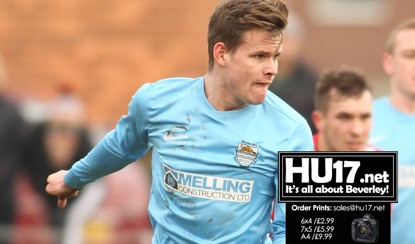 Craig Muirhead Scores Three As Beverley Town Thrash Hornsea