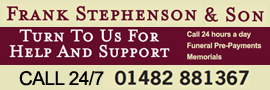 Frank Stephenson & Son Funeral Directors