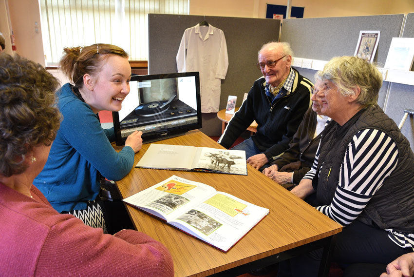 Tackling Dementia and Loneliness With Sporting Memories