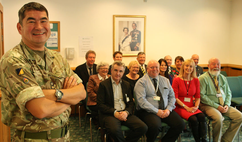 Partnership Formed To Support Armed Forces Personnel, Veterans And Families